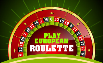 European Roulette Tutorial